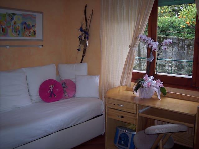 Camera singola/doppia letto confortevole 3' mare