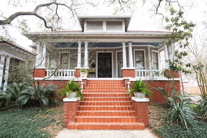 Under the Oaks on Ursulines - Nueva Orleans - Bed & Breakfast