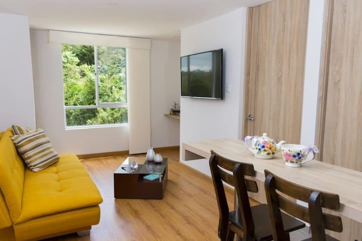 Elegante Apartamento Santa Rosa cerca a Termales