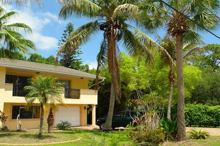 Tropical Island Style Vacation Home - Fort Myers - 公寓