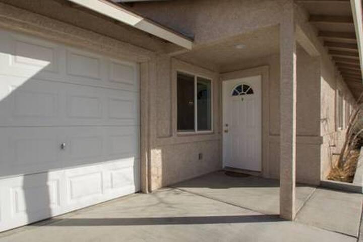 Private, convenient, centrally located b1BR home