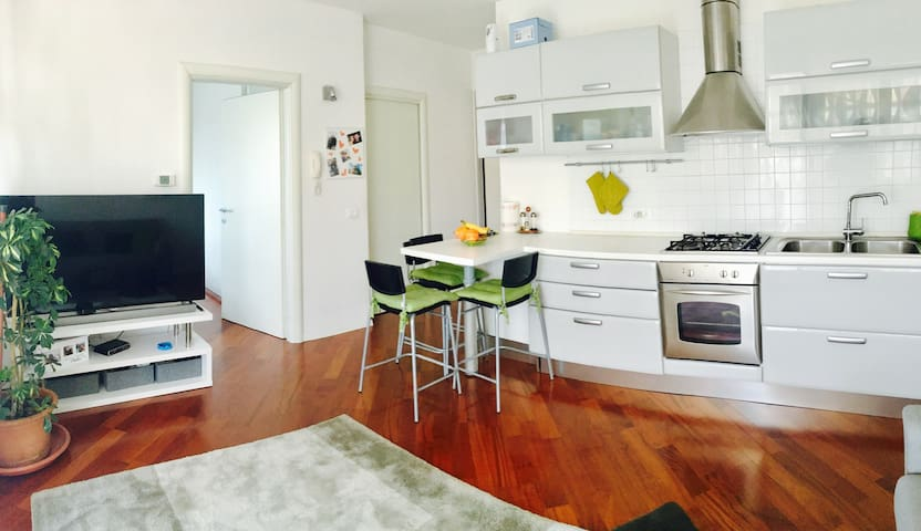 Bilocale moderno e soleggiato con terrazzo - Pergine Valsugana - Apartment