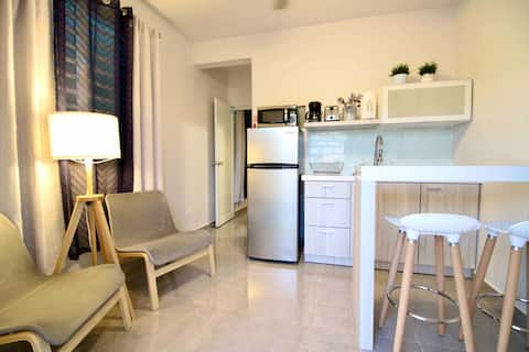 Cozy Scandinavian Apt for 2 in Urban Mayaguez