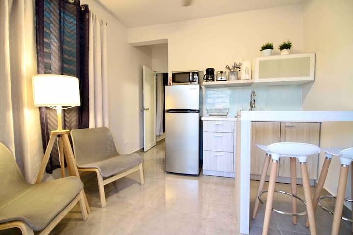 Cozy Scandinavian Apt for 2 in Urban Mayaguez