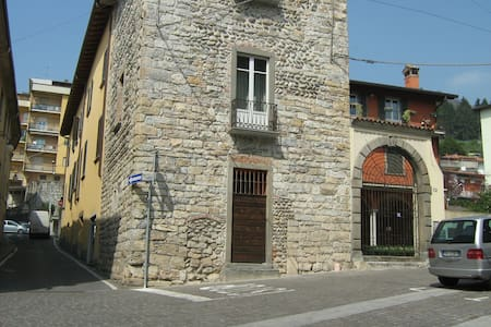 Cosy,  BedSit  for  short  stay  - Alzano Lombardo - Daire