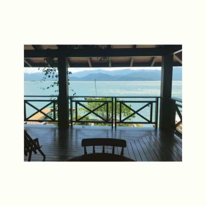 Casa Verde 19.508 Paraíso à beira mar