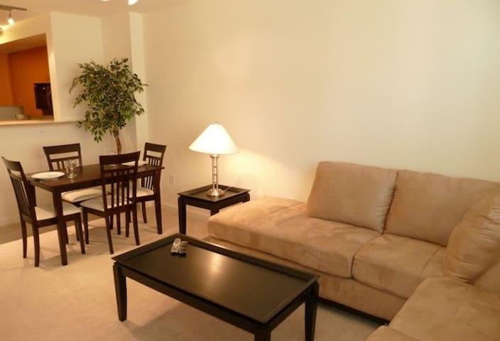 [PC138]1BR At 460 L Street, Penn Q - Washington - Appartement