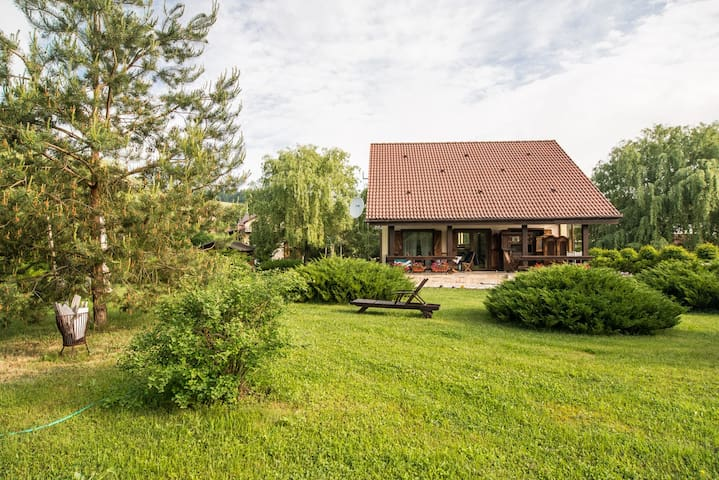 2 bedroom house with access to the pool & stables - Deva - Haus