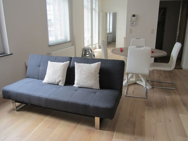 Perfect apartment centre of Ghent - Ghent - Leilighet