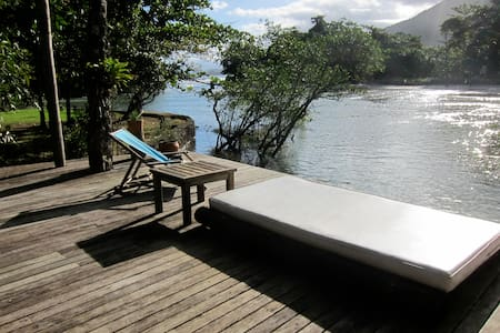 Tropical Paradise, Brazilian beach
