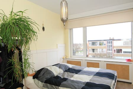 Nice room near Amsterdam & Sea Coast - Santpoort-Noord