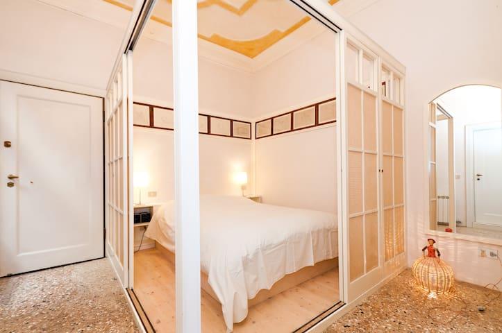 Lovely apt in XVII century Palazzo - Venetië - Appartement