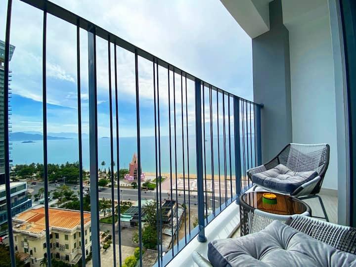 Sun&Sea Panorama- Luxury Room with amazing view