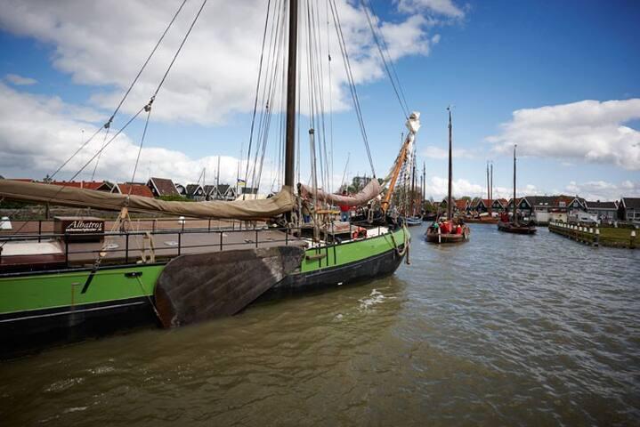 Zeilen met Zeger 2 persons - Marken - Boat