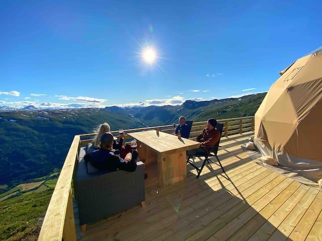 Arctic Dome Valdres