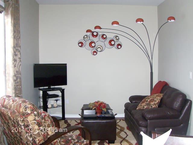 MJD PLACE & EXECUTIVE SUITES - West Nipissing - Apartment