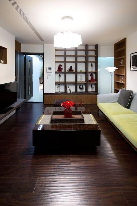 Living room客厅