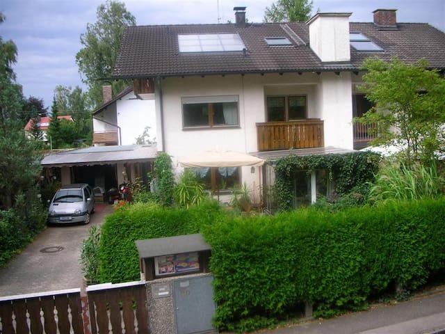 Möblierte Zimmer  - Hohenbrunn