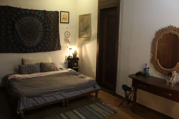 stay at the suburbs _ private room _ Ajmer .