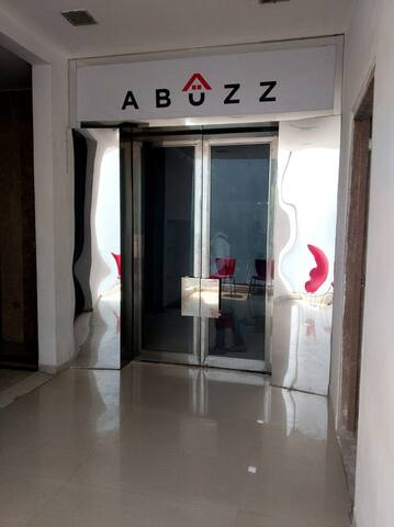 ABUZZ Hostel, Lower Parel Mumbai