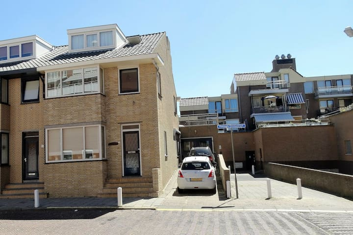 Gorgeous Apartment in Katwijk Centre near Sea