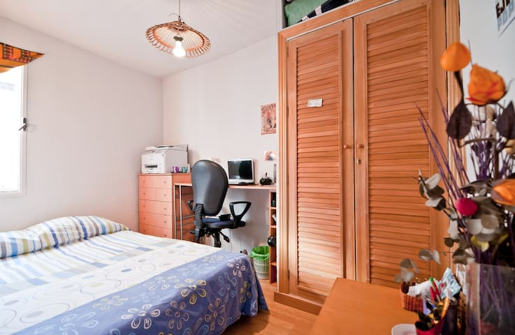 This is the guest's room