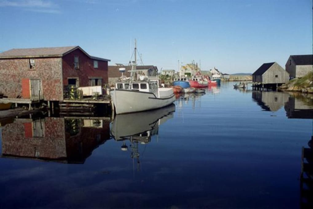 Village of Peggy's Cove