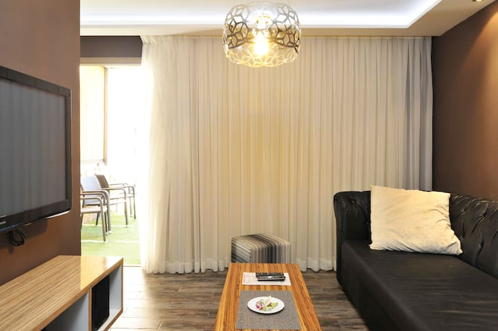Suite w/ Garden - Luxury n/ Red Sea - Eilat - Apartament