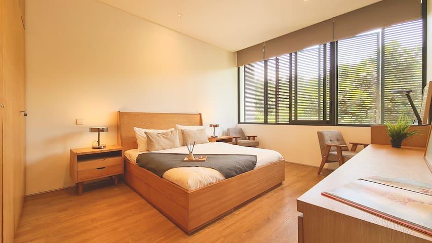First Bedroom 2F (Sweden Room)