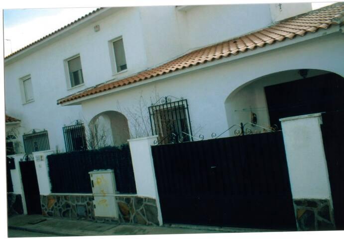 Room Pretty Cottage Toledo-Madrid