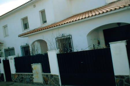Habitaciones Casa de Campo Toledo - Cedillo del Condado - Xalet