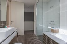 Main Bathroom on level 3