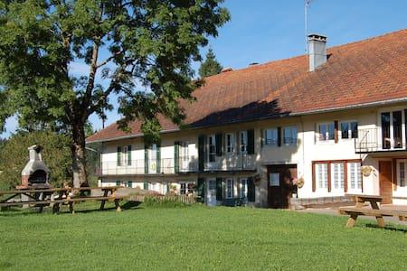 Gite le Tavaillon - 6 pers - 85m² - Prénovel - Apartamento