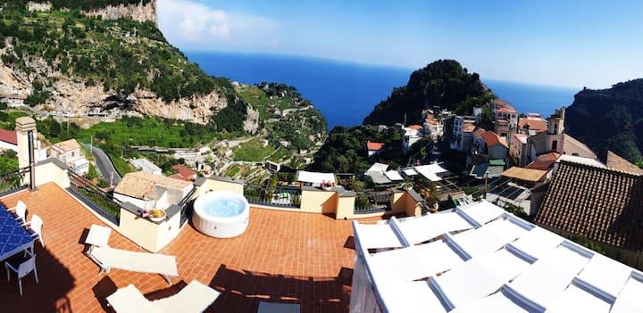 Casa San Filippo - Pontone di Scala - Amalfi Coast