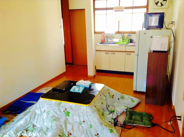 5 min from Sasebo station Cozy house - 佐世保市 - 獨棟