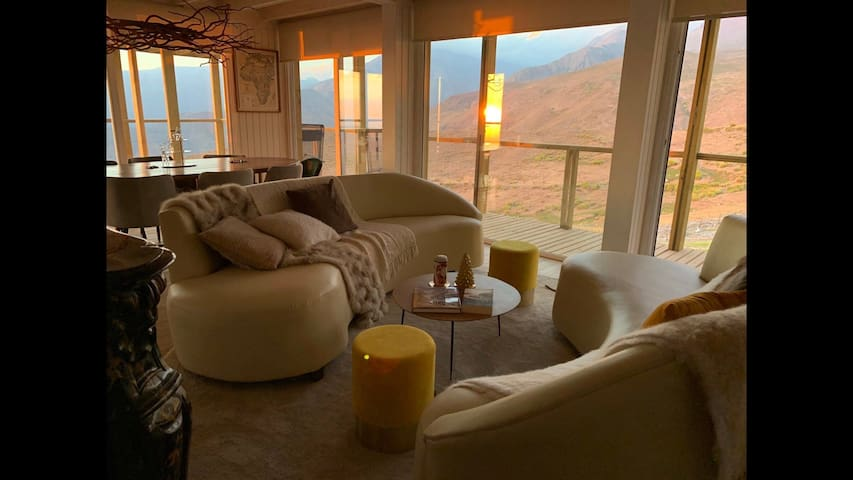 Andes Penthouse Farellones