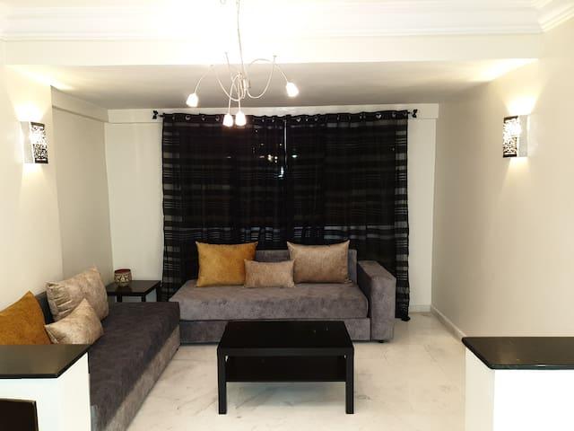 appartement une chambre vue sur boulevard