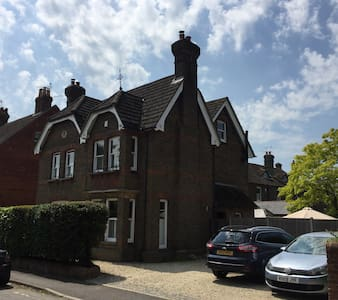4 bed Victorian town house - Central Marlow - Marlow - Rumah