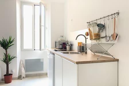 Charming studio in the heart of Sanary-Sur-Mer - Sanary-sur-Mer - Apartamento