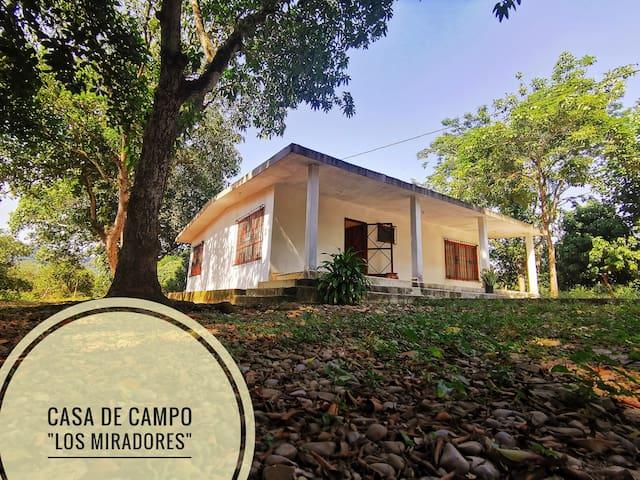 """Casa de Campo: """"Los Miradores"""", Axtla, S.L.P."""