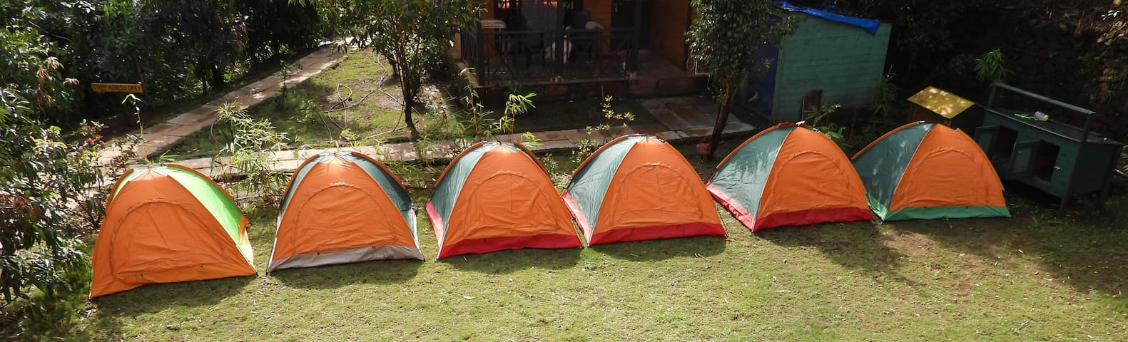Camping Experience #2 by ICAMP@ RIVERSIDE WAI