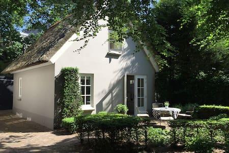Zomerhuis in hartje Bergen op rustige plek - Zomerhuis/Cottage