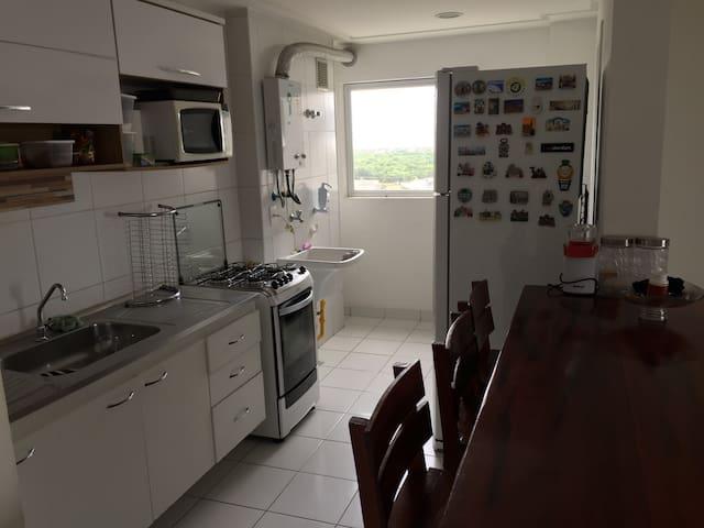 Apartamento 3 quartos c/ suite na Farolândia