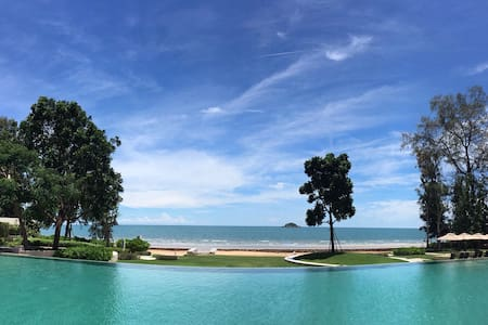 Endless Vacation at Khaotao beach - Amphoe Hua Hin - อพาร์ทเมนท์