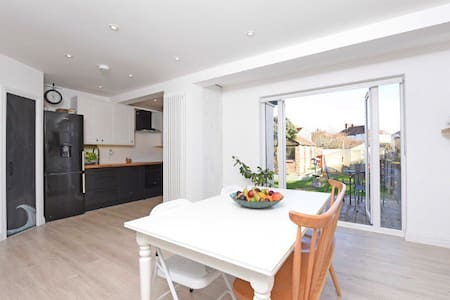 Beautiful, spacious home in South West London