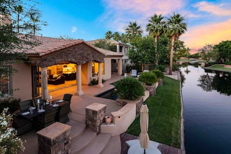 Ritz Ocotillo Home in Gated Community, Heated Pool
