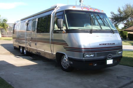 Airstream Motorhome - Cincinnati - Karavan/RV