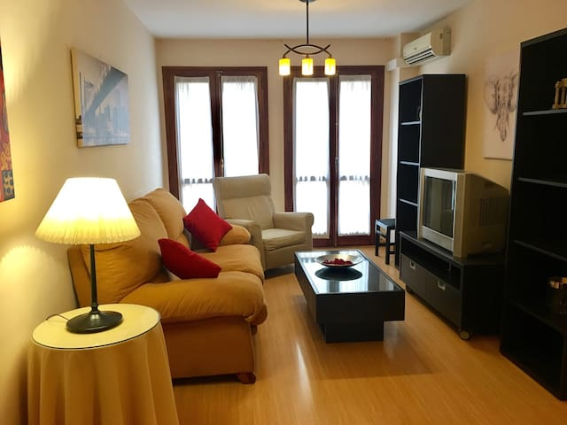 Lightfull and beautiful flat in The Center of Rond - Ronda  - Apartament