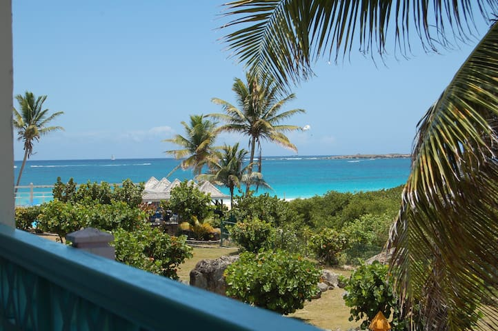MAY-JUNE LAST MIN SPECIAL!! SEA VIEW ORIENT BEACH! - Cul-de-Sac - コンドミニアム