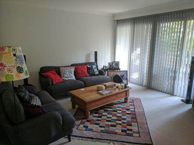 Lovely room close to everything - Glebe - Byt